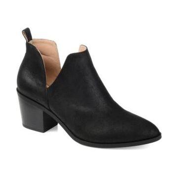 Journee Collection Women's Lola Booties Women's Shoes