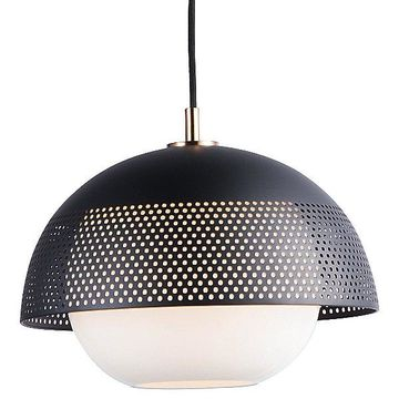Perf Pendant by Maxim Lighting