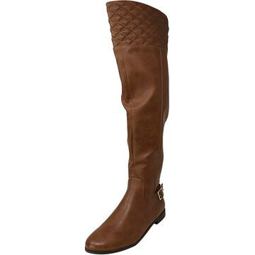 Call It Spring Women's Nydodia Above the Knee Boot