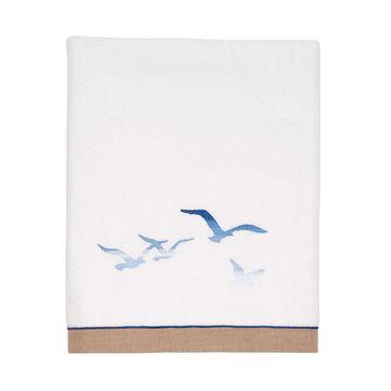 Avanti Seagulls Bath Towel