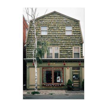 Noir Gallery Salem The Witch's Brew Cafe Unframed Art Print/Poster