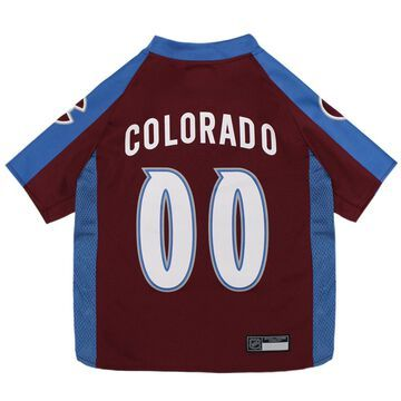 Pets First Colorado Avalanche Dog Jersey