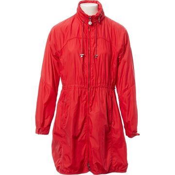 Moncler Red Synthetic Coats