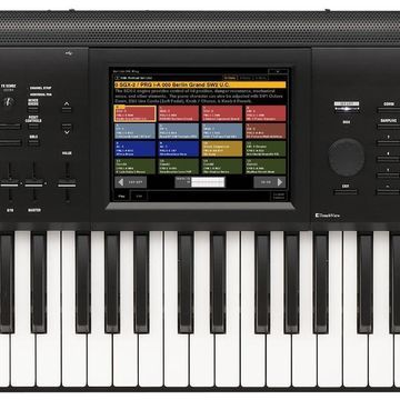 Kronos 61-Key Synthesizer Workstation