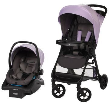 Safety 1st Smooth Ride Travel System - Wisteria Blue