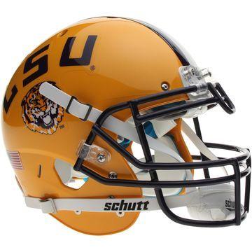 LSU Tigers Schutt Full Size Authentic Helmet