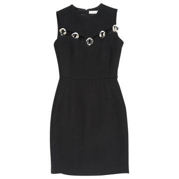 Dior Black Wool Dresses