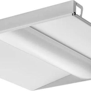 Lithonia Lighting 2-ft x 2-ft LED Troffer in White | 2BLT2 33L ADP LP835