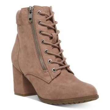 Madden Girl Tell Lace-Up Booties
