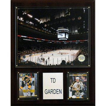 C&I Collectables NHL 12x15 TD Garden Arena Plaque