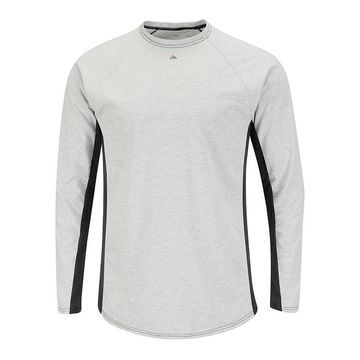 Bulwark Baselayer With Mesh Gusset Shirt