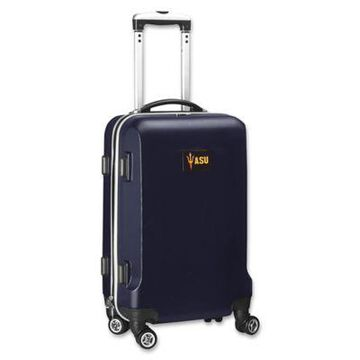 Arizona State University 20-Inch Hardside Spinner Carry On in Navy