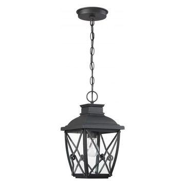 Designers Fountain 34834-BK Hanging Lantern