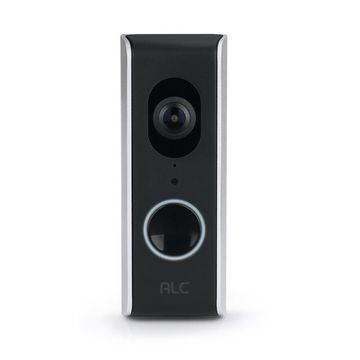ALC 1080p SightHD Video Doorbell Black Brushed Nickel Doorbell Kit