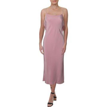 Cushnie et Ochs Womens Pencil Midi Dress Silk Cocktail - 6