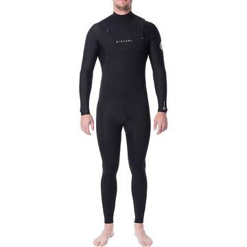 Rip Curl Dawn Patrol 4/3 Chest-Zip Full Wetsuit - Men's