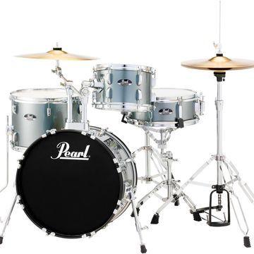 Roadshow 4-Piece Jazz Drum Set