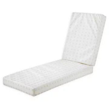 Classic Accessories Montlake 80-Inch x 26-Inch Foam Patio Chaise Lounge Cushion