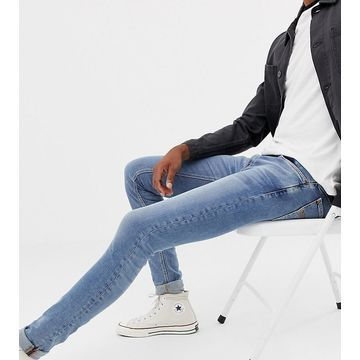 Nudie Jeans Co Tall Skinny Lin jeans old blues