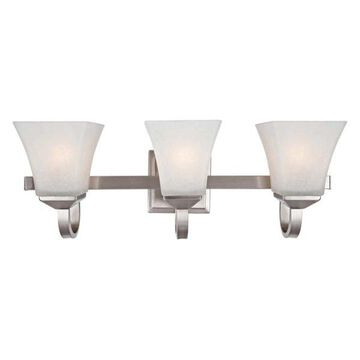 Design House 514760 Torino 3 Light Bathroom Vanity Fixture