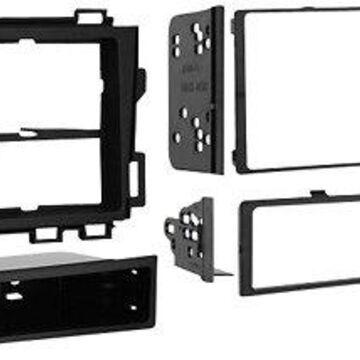 Metra - Dash Kit for Select 2009-2014 Nissan Murano Non-BOSE/ Non-NAV/ and no Tech pkg ONLY - Charcoal