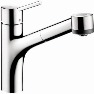 HansGrohe America, Inc 06462 Talis S Pull-Out Kitchen Faucet