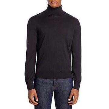 Z Zegna Merino Wool Slim Fit Turtleneck Sweater