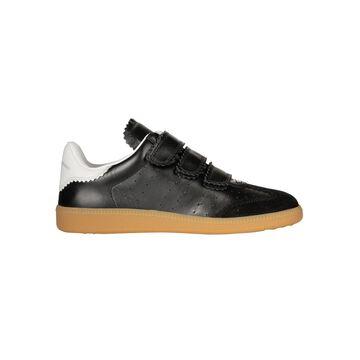 Isabel Marant Tri Velcro Strap Sneakers