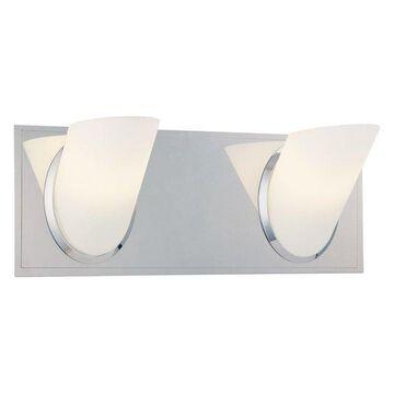 Kovacs P5942 Angle 2 Light Bathroom Vanity Light