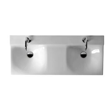 WS Bath Collections Buddy 3404 Kerasan 39-3/8