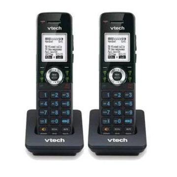 Vtech AM18047 (2-Pack) Accessory Handset (Black)