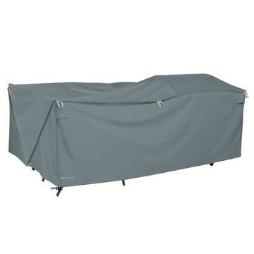 Storigami Easy Fold General Purpose Patio Furniture Cover Monument Gray - Classic Accessories