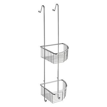 Sideline Basic Corner Shower Basket, Double Polished Chrome