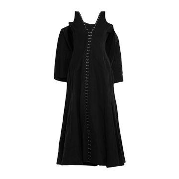 YOHJI YAMAMOTO Long dresses