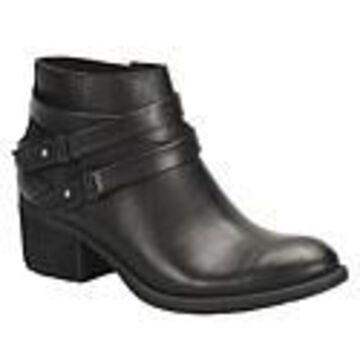 B.O.C. Meredith Strappy Bootie - Black - Size 6 1/2 M-Medium