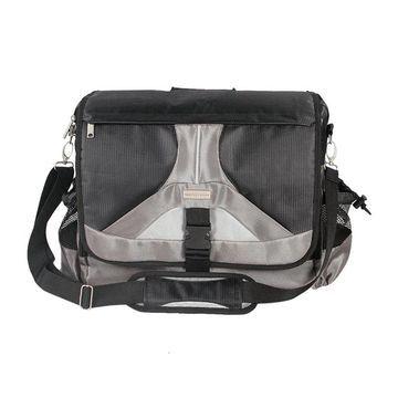 Geoffrey Beene Tech Messenger Bag