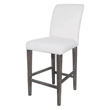 Sterling Couture Covers Parsons Bar Stool, Heritage Stain 7011-124