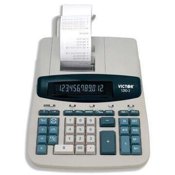 VICTOR 1260-3 Calculator, Printing, Desktop