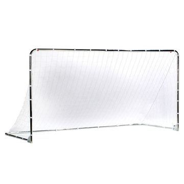 Franklin Sports 6-ft x 12-ft Galvanized Steel Folding Soccer Goal