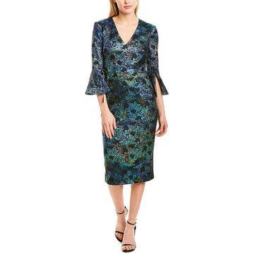 Theia Sheath Dress