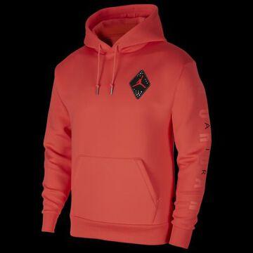 Jordan Retro 6 Pullover Hoodie - Ember Glow