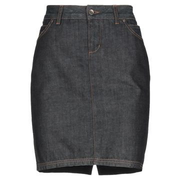 SCERVINO STREET Denim skirts