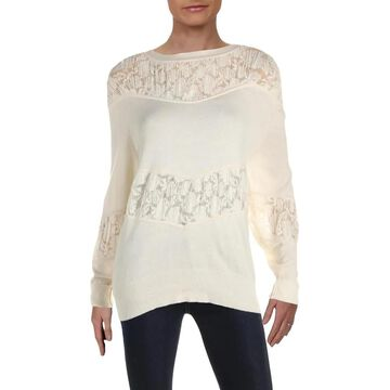 See by Chloe Womens Sweater Wool Blend Casual - M