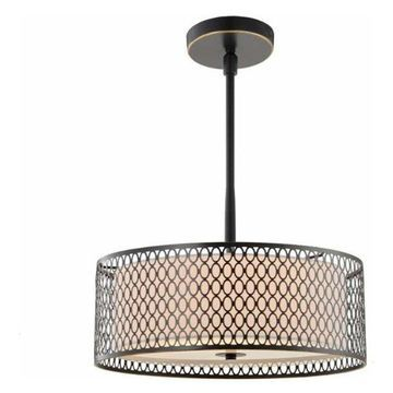 Woodbridge Lighting 16620 Spencer 3 Light Pendant