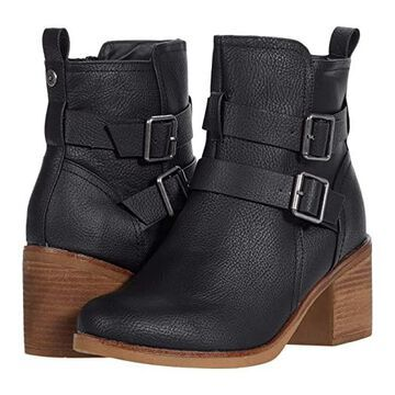 MIA Omar (Black) Women's Shoes