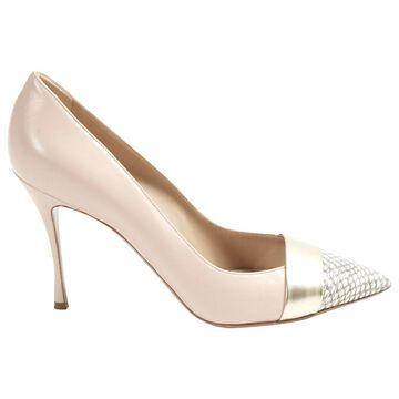 Nicholas Kirkwood Other Leather Heels
