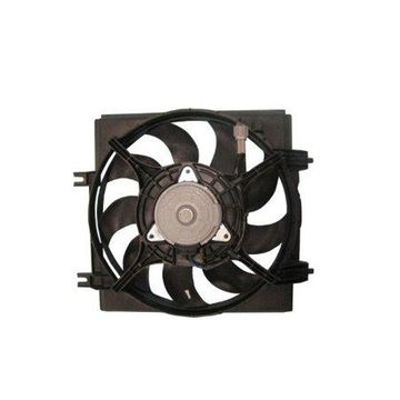 TYC 611390 Replacement Cooling Fan Assembly for Subaru