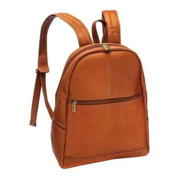 LeDonne Women's Boutique Backpack Tan - US Women's One Size (Size None)