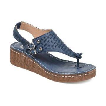 Journee Collection Women's Mckell Sandal Women's Shoes