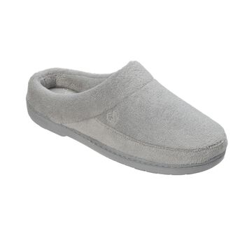 Dearfoams Microterry Womens Clog Slippers